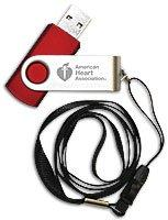 ECC/American Heart Association USB Drive