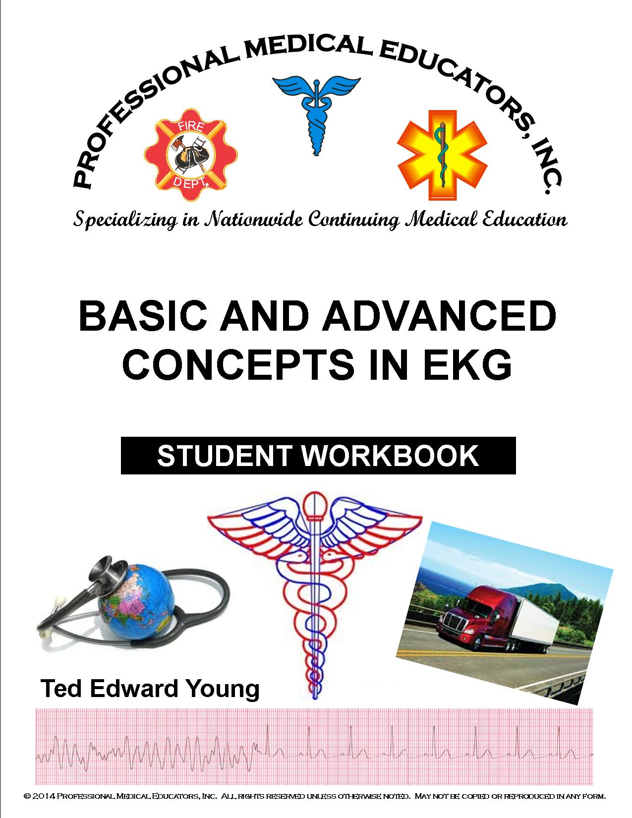 BASIC AND ADVANCED CONCEPTS IN EKG